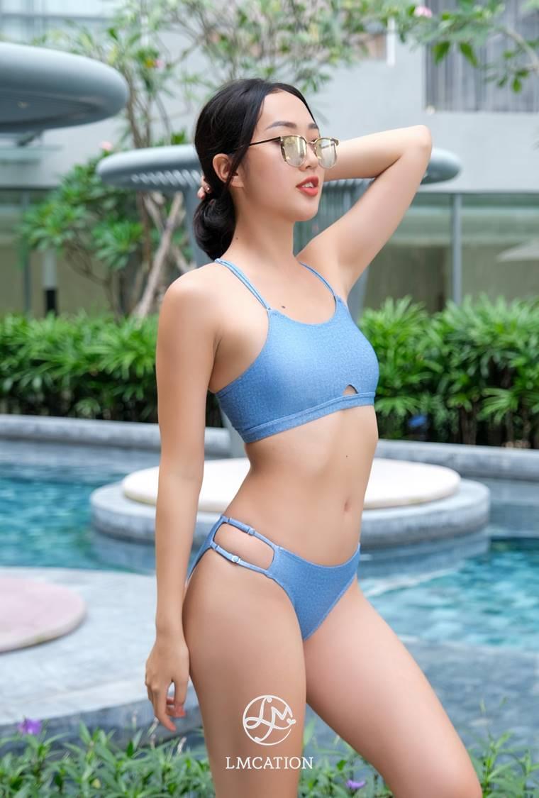 Combo Bikini LMcation Olivia - Jean Nhạt