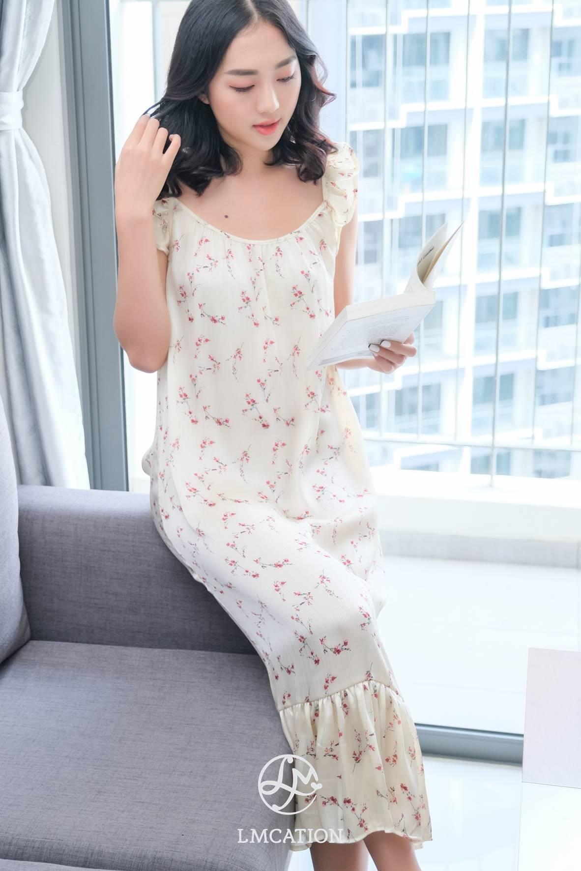 LMcation Susie Maxi Dress - Floral