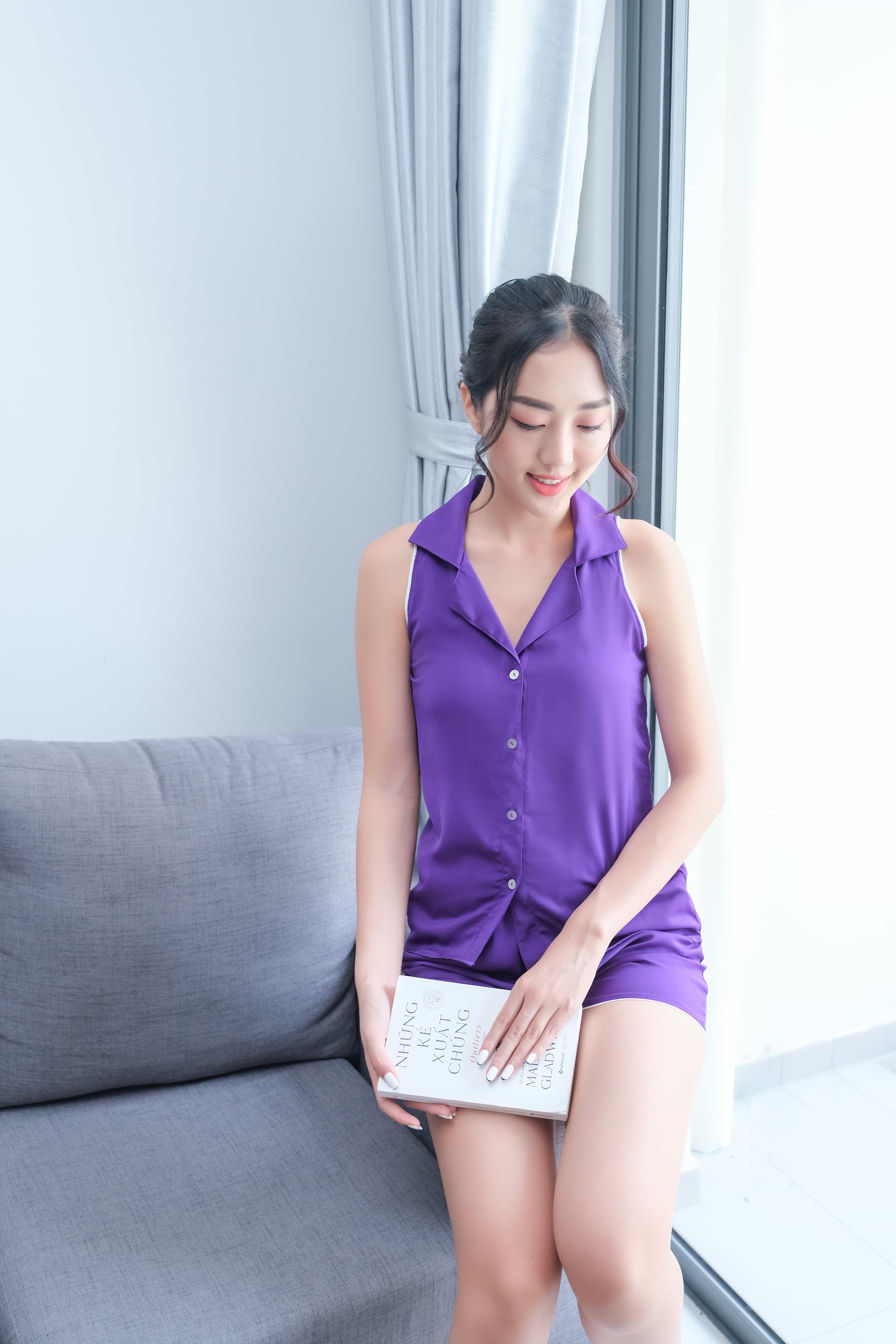 LMcation Lucy Set - Purple