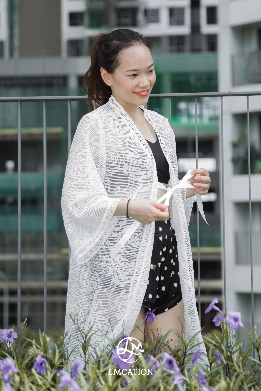 LMcation Michelle Kimono