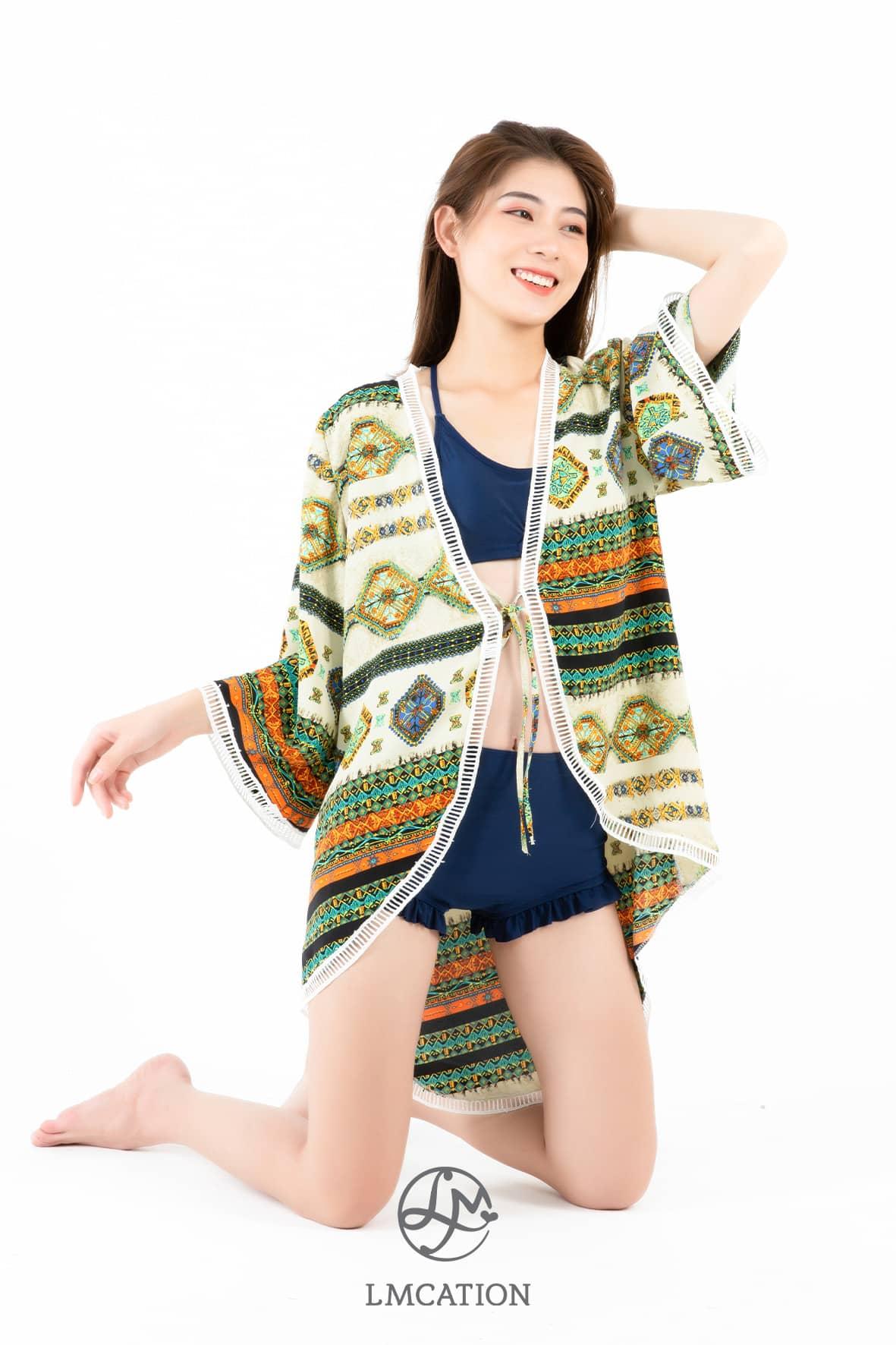 LMcation Mara Kimono - Bohemia