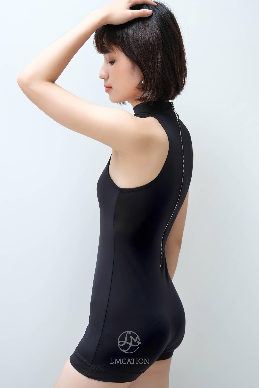 LMcation Serena Swimsuit - Noir