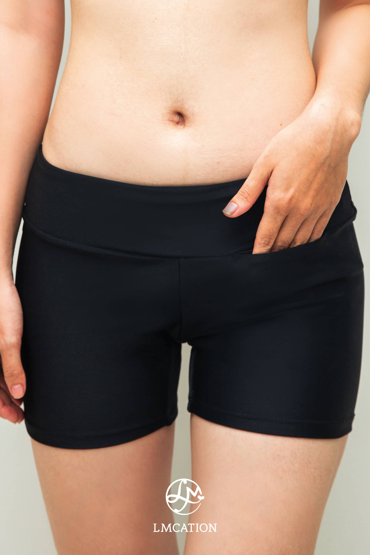 LMcation Serena Shorts - Noir